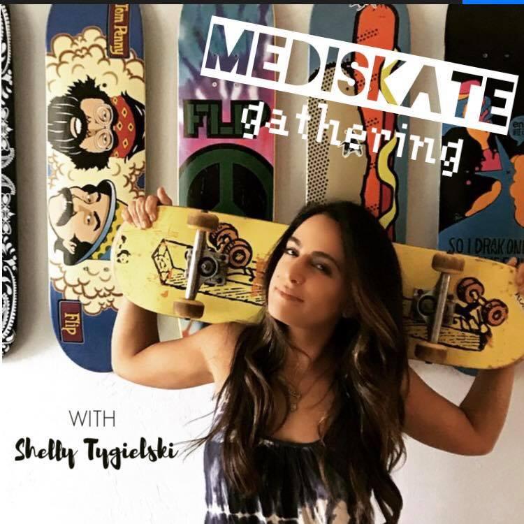 MEDISKATE: Meditation through skateboarding!