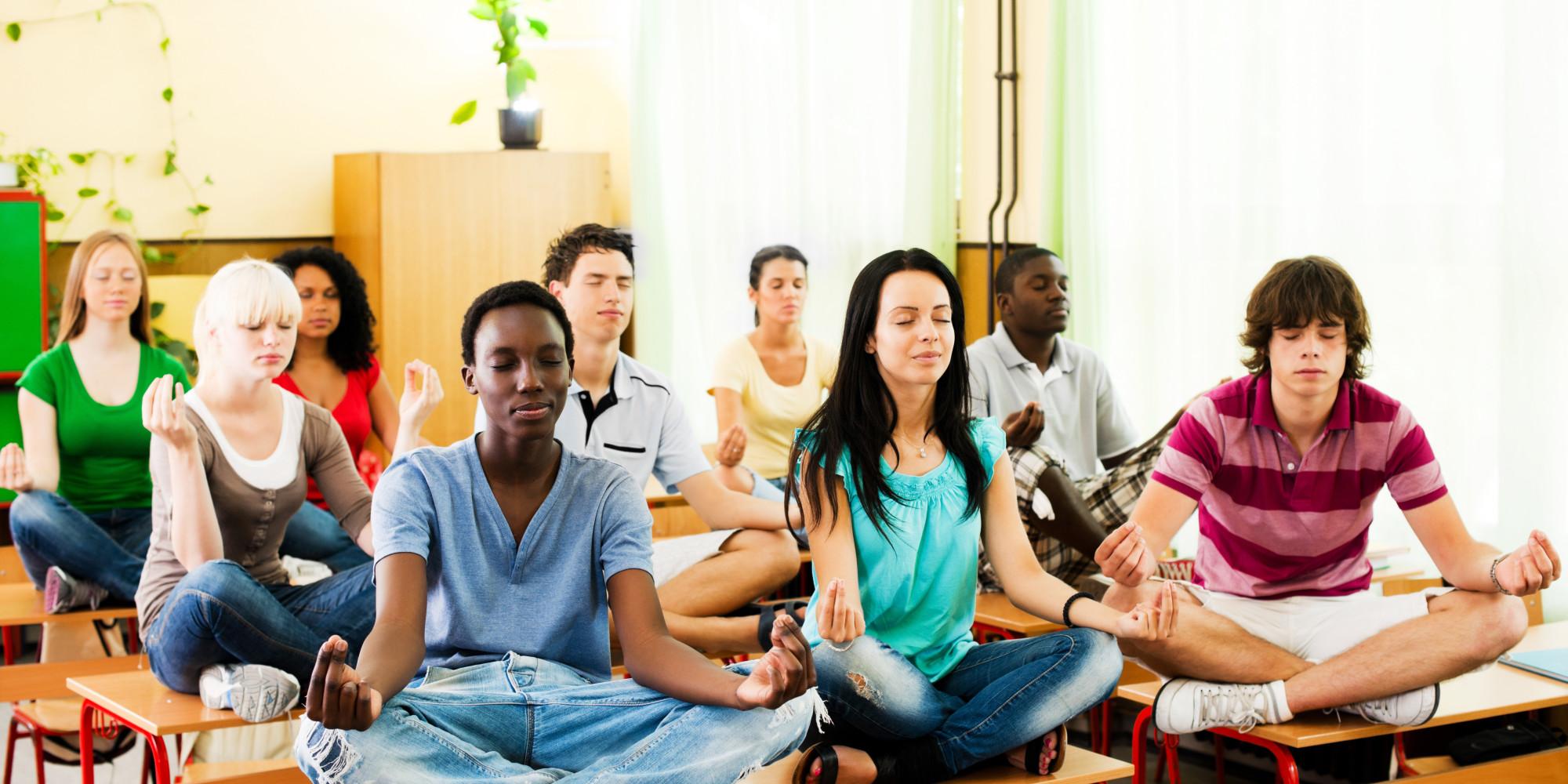 Stress Management for High Schoolers: A Mindfulness Workshop for University School Upper School Students