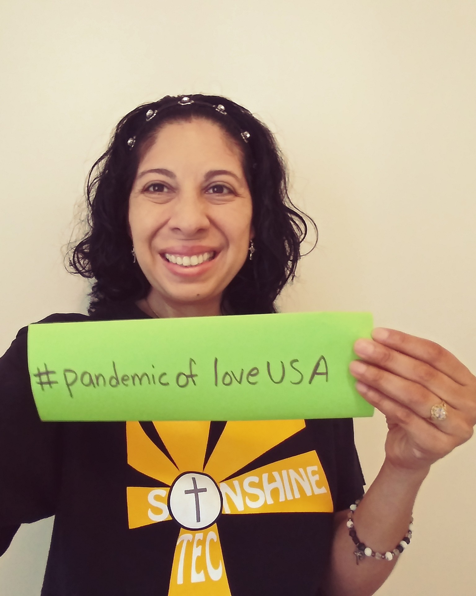 Pandemic of Love Volunteer